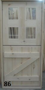 dutch exterior door